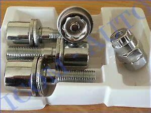 Jante Alu Ds3 : ecrous antivol de roue tete plate special peugeot citroen jante alu origine ~ Nature-et-papiers.com Idées de Décoration