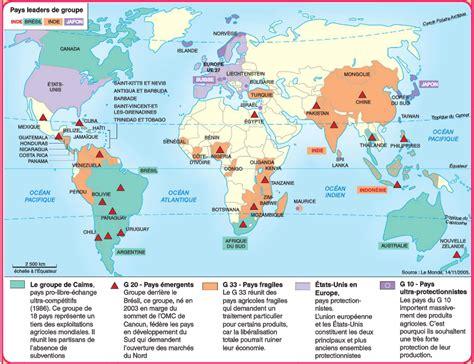 si e de l omc géocaps groupes de pays à l 39 omc