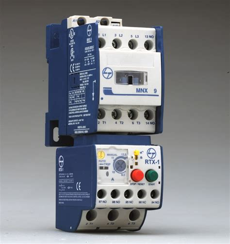 Electric Motor Relay by Thermal Relays Electrical Automation L T India