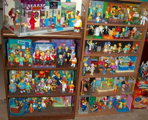 The Simpsons Action Figures Collection