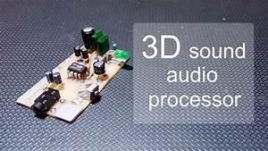 Pcb Layout Audio Surround