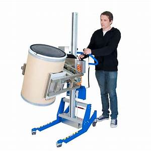 Lift  U0026 Drive Mobile Lift Trolley For Drum  U0026 Keg Handling