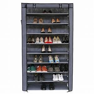 Schuhschrank Für 80 Paar Schuhe : gro er schuhschrank xxl f r gro e schuhsammlung ~ Indierocktalk.com Haus und Dekorationen