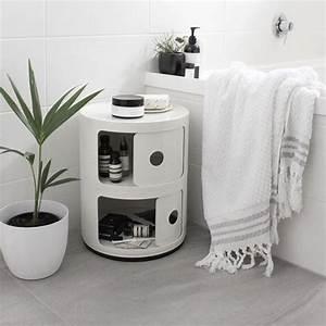 meuble de rangement componibili de kartell petit modele With meuble kartell