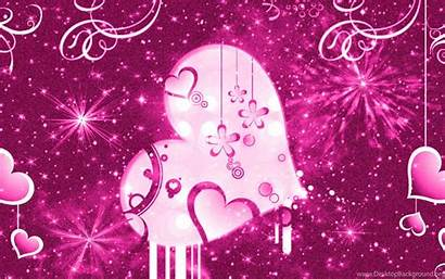 Girly Pink Wallpapers Backgrounds Desktop Background Popular