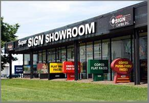 Custom Sign Center Ohio's 1 Sign pany