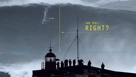 Nazare Canyon Reality Check  Surfing Magazine