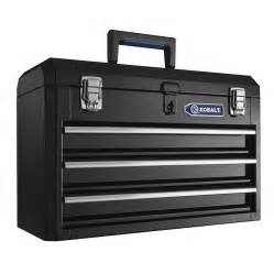 kobalt tool box chest 3 drawer portable toolbox storage cabinet ebay