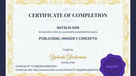 certificate courses do courses include certificates teachlr