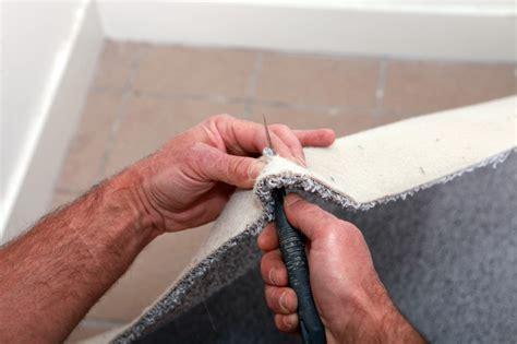 Teppich Reparieren So Funktionierts by Teppich Schneiden At Best Office Chairs Home Decorating Tips