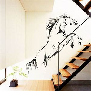20 best ideas about horse wall art on pinterest horses With awesome home design ideas with horse decals for walls
