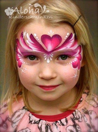 selbstgemachtes make up kinderschminken motive f 252 r ihre kinderparty kinderschminke