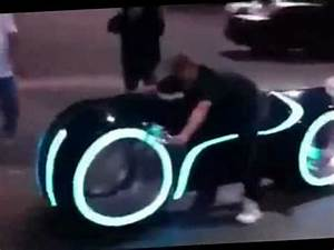 Amazing Bike with Neon Lights