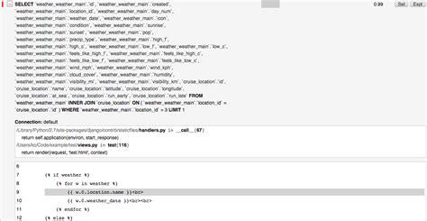 django declare variables in template python django variable in template resulting in sql