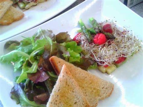 cuisiner seche recettes de salade au magret de canard séché