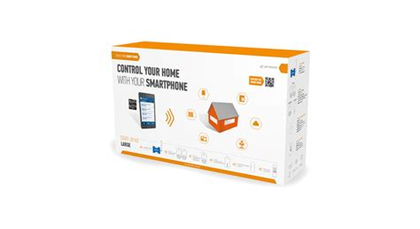 Start Smart Home by Proove Smart Start Up Kit For Home Automation
