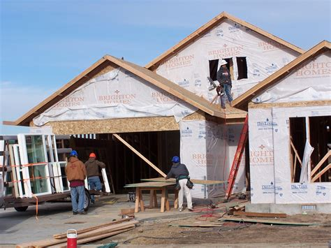 Us Newhome Sales Rise In Sign Of Housing Market Health