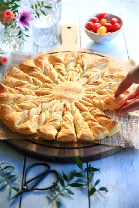 recette boursin cuisine tarte soleil au saumon boursin cuisine le saumon saumon et tartes