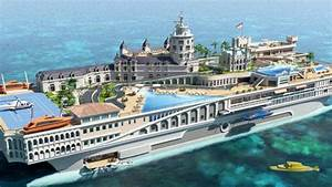 Yacht De Luxe Interieur : d couvrez 39 39 the streets of monaco 39 39 le yacht de luxe qui imite la ville mon gasque ~ Dallasstarsshop.com Idées de Décoration