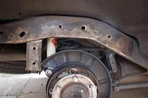2001 Isuzu Rodeo Repair Rear Brakes