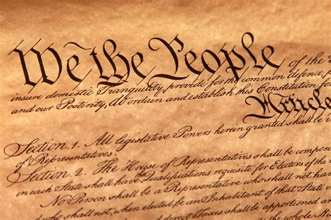 Introducing Children To The Us Constitution Through The