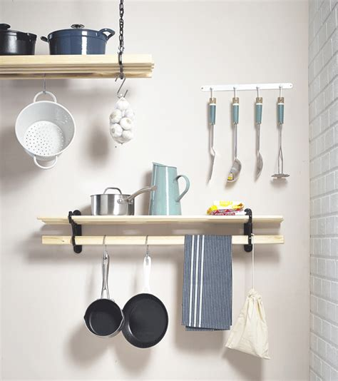 kitchen wall storage racks classic clothes airer 6437