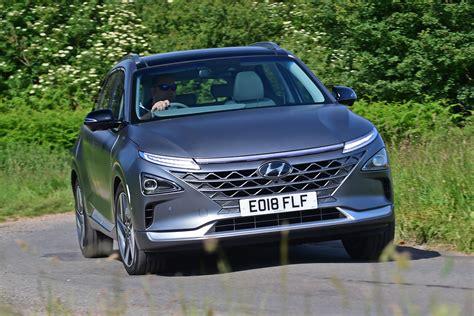 hyundai nexo fuel cell suv  uk review auto express