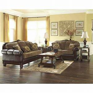 Ashley furniture living room sets prices decor for Ashley furniture living room photos