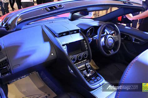 Gambar Mobil Gambar Mobiljaguar F Type by Kokpit Interior Jaguar F Type Autonetmagz Review
