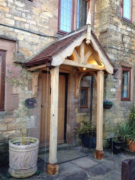 Cottage Porch by Oak Porches Search Staddle Stones