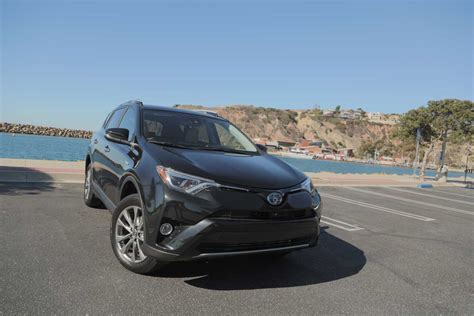 2016 Toyota Rav4 Hybrid Review