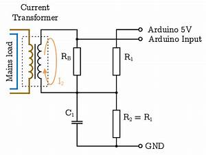 Wiring Diagram For Current Transformer With Matching Circuit