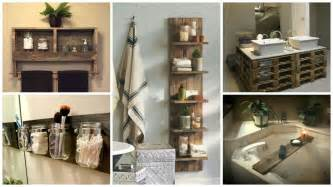 furniture kitchen tables 17 pallet projects you can make for your bathroom pallet