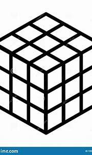 Cube Rubik's Vector Art Stock Illustrations – 77 Cube ...