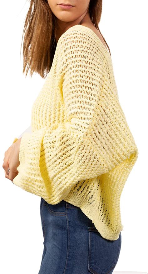 Design by Olivia Women's Sexy Beachwear Crochet Lace Net ...