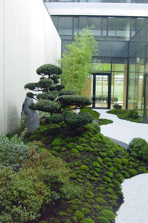 Asia Garten Pflanzen by Atriumgarten Www Kokeniwa De Japanese Gardens Designed