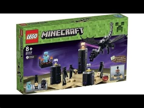 lego minecraft  sets official pictures youtube