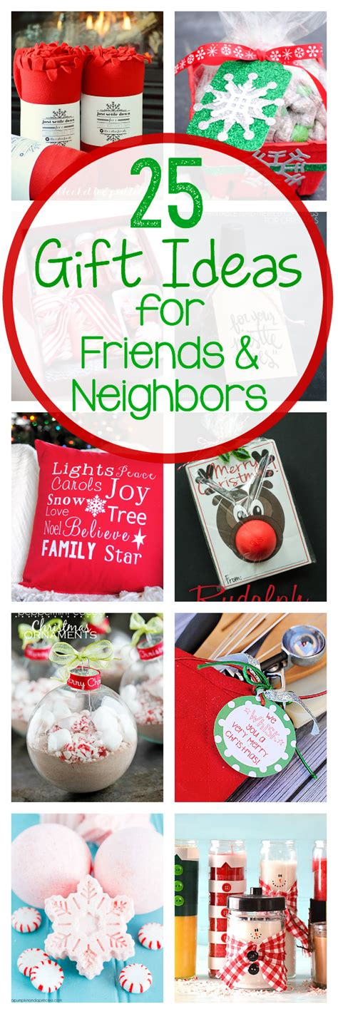 25 fun simple gifts for neighbors this christmas gift