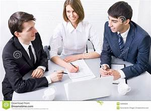Business People Royalty Free Stock Image - Image: 32899826