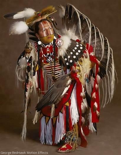 Native American Indians Indian George Redhawk Spirit