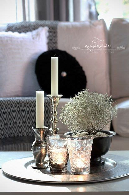 Tips and inspriation for decorating a coffee table. 12. Add a Live Plant - 53 Coffee Table Decor Ideas That Don't Require…