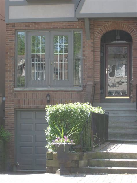 exterior window trim brick