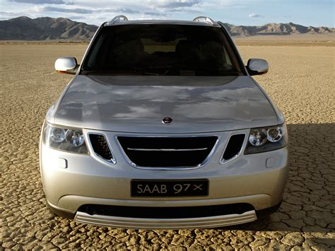 Saab 9 7x 2005 2006 2007 2008 Autoevolution