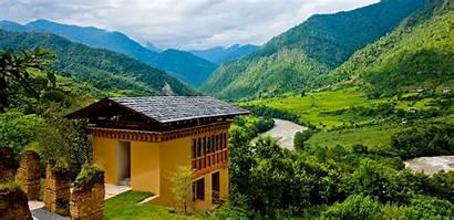Punakha Como Uma Bhutan Village Talo Hotel