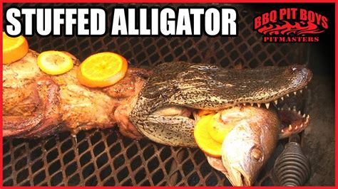 aligator cuisine alligator recipe by the bbq pit boys