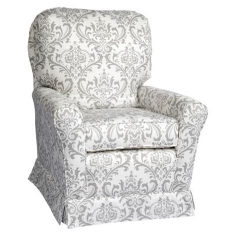 Savvy Upholstered Glider And Ottoman By Castle by Castle Crown Glider Ottomans Rockers And Target