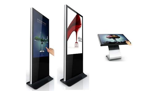 advertisement display touch kiosk  bd