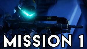 Halo 5 Gameplay Walkthrough - Mission 1: Osiris (Halo 5 ...