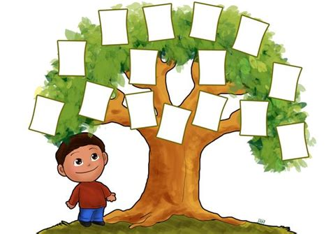 Family Tree Clipart Family Tree Template 3 Generations Free Reference Images