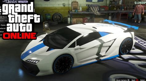 Zentorno Customization Guide ! Fully Upgraded (gta
